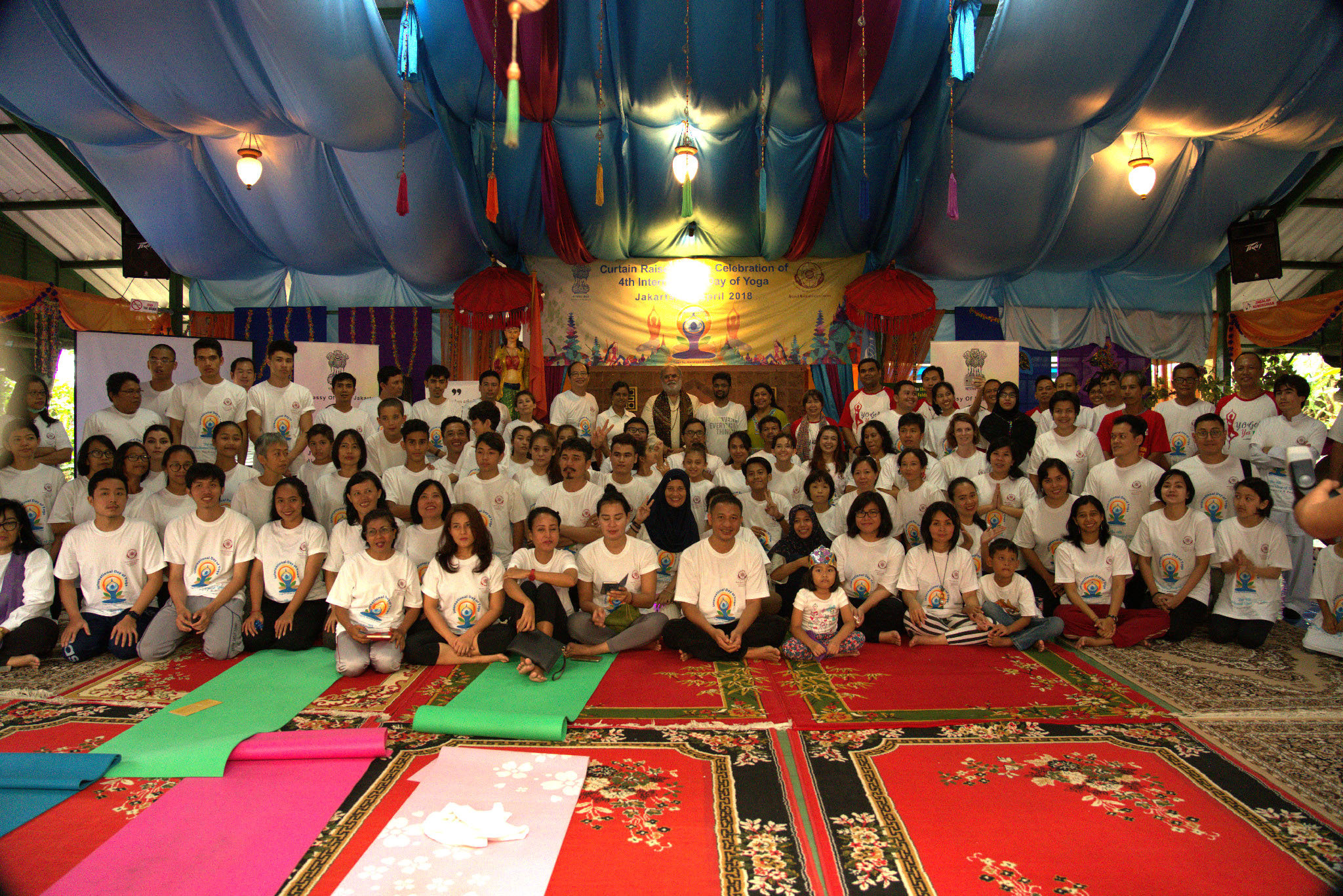 Press Release Pre-Event the 4th International Day of Yoga